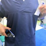 Wireless ultrasound Probes -Ecografi wireless ATL Milano
