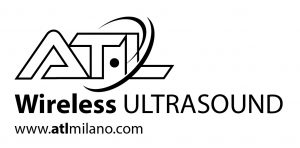 ATL wireless ultrasound LOGO